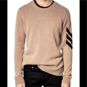 Zadig & Voltaire Cashmere Crewneck Sweater Size M